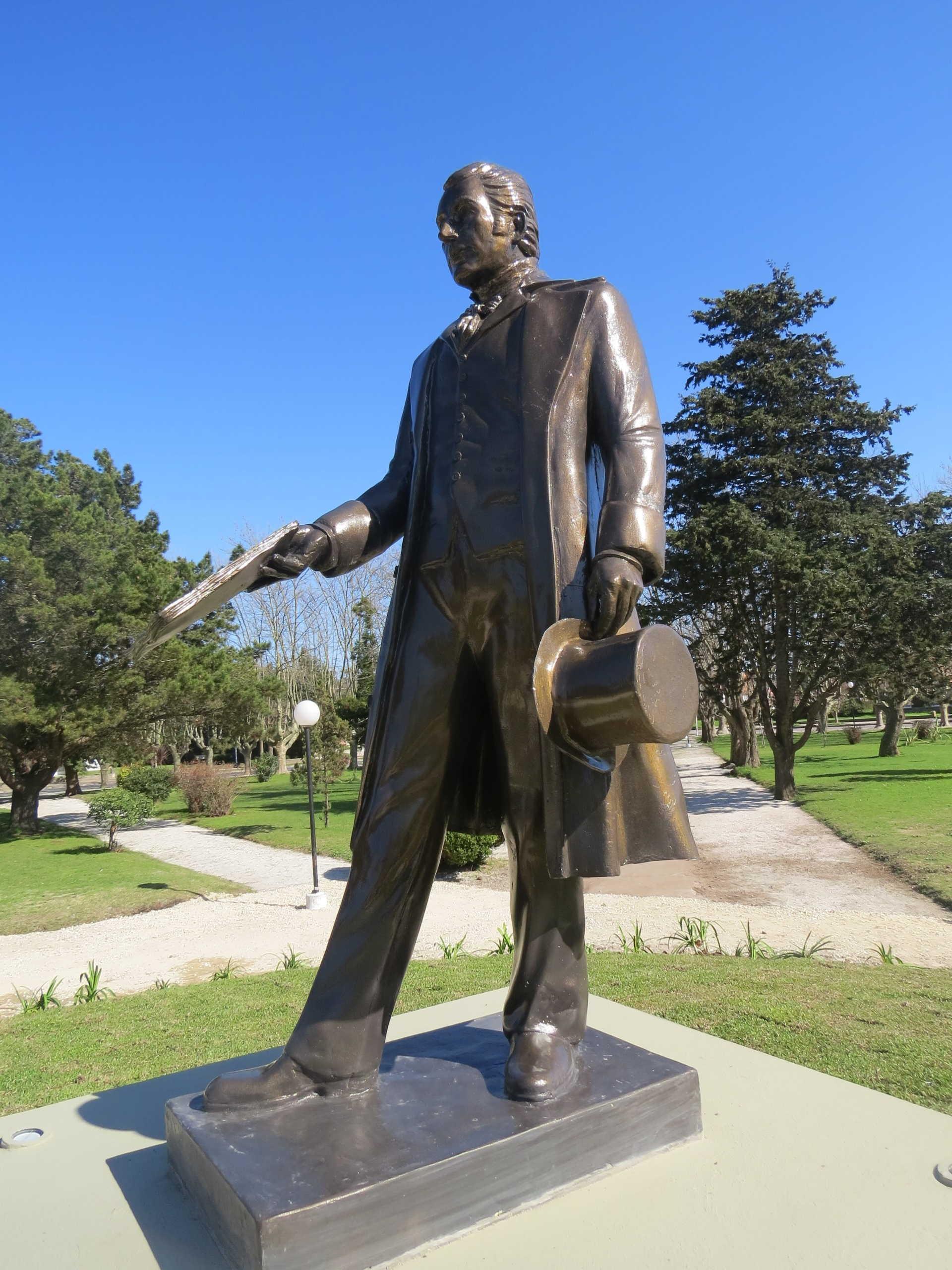 Monumento a Juan José Castelli