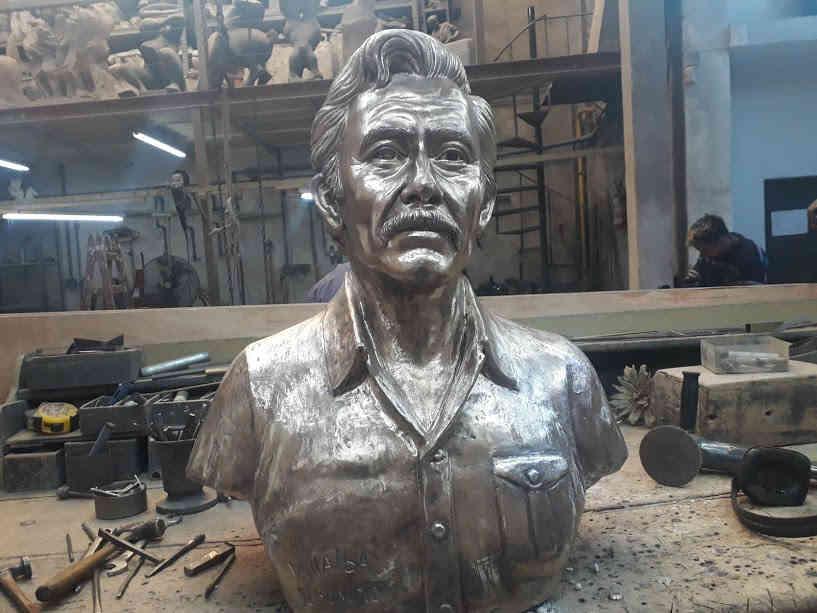 Busto José L. Rucci